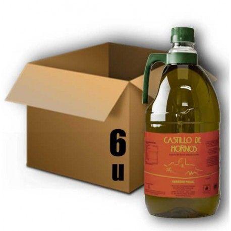 Caja Ecológico 2 litros 6 unidades