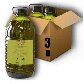 Caja Ecológico 5 litros 3 unidades